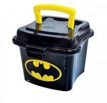 Lancheira Mini box Batman 1L Plasútil - Plasutil