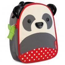 Lancheira Zoo Panda Style Marrom/Bege - Skip Hop - Skip Hop