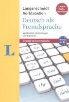 Langenscheidt verbtabellen deutsch als fremdsprache - neu -