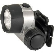 Lanterna com suporte para cabeça 7 leds - LC007 - Vonder