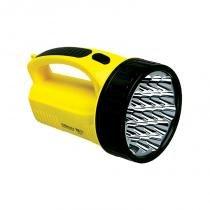 Lanterna Holofote 19 Leds Recarregável Bivolt Led-706 Lemat -