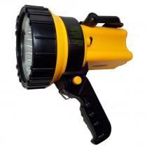 Lanterna Holofote Recarregável 36 Leds Bivolt Kala - Kala
