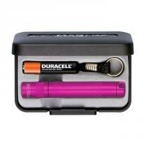 Lanterna MagLite Solitaire Pink Luxo 1AAA - MagLite