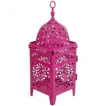 Lanterna Marroquina Rosa - Mart collection