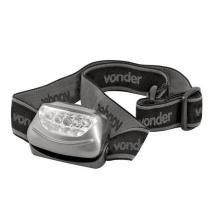 Lanterna para cabeça LC 005 5 LEDs - Vonder
