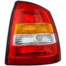 Lanterna Traseira Lado Direito Astra Hatch 98/00 Nacional Tricolor - Nacional