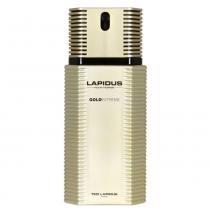 Lapidus TLH Gold Extreme Ted Lapidus - Perfume Masculino - Eau de Toilette - 100ml - Ted Lapidus