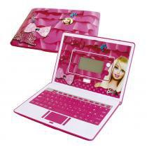 Laptop Barbie Detachable 60 Atividades - Oregon -