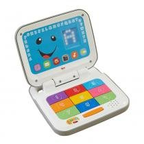 Laptop Cinza Aprender e Brincar - Fisher-Price - Fisher price