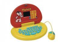 Laptop da Monica Com 28 Atividades - Candide - Outras Marcas
