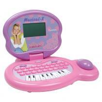 Laptop da Xuxa Musical Bilíngue 60 atividades - Candide - Xuxa