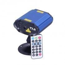 Laser PLS Free 200 Bivolt com Modo DMX e Ativação Sonora - PLS