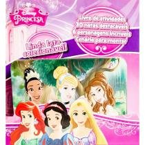 Latinha Pop-Up - Princesas Disney - Editora DCL -