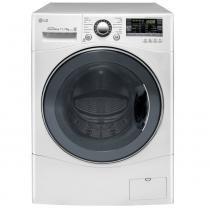 Lava e seca 11kg lg prime touch 11kg 220v branca 14 programas de lavagem -