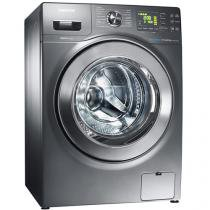 Lava e Seca Samsung 10,1Kg Inox WD106UHSAGD - 8 Programas de Lavagem