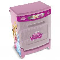 Lava Louça De Brinquedo Disney Princess Pink 18010 Xalingo - Xalingo