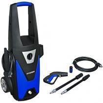 Lavadora de Alta Pressão Hyundai HYPW110P - 2400 Libras Mangueira 5,1m Aplicador de Detergente
