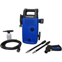 Lavadora de Alta Pressão Hyundai HYPW70 - 1500 Libras Mangueira 5,1m Aplicador de Detergente
