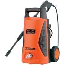 Lavadora de Alta Pressão Profissional Black&Decker - PW1370DW 1595 Libras Mangueira 3m Jato Regulável