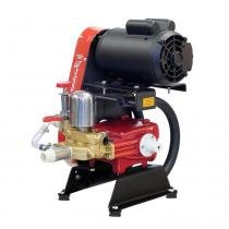Lavadora de média pressão fixa 300 lbs 2 hp monofásica com mangue (110/220 (Monofásico)) - Chiaperini