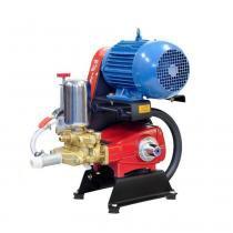 Lavadora de média pressão fixa 500 lbs 5 hp trifásica com mangue (220/380 (Trifásico)) - Chiaperini