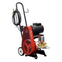 """Lavadora de média pressão móvel 300 lbs 2 hp monofásico com mangueira 1/2"""" - LJ3000 (220V) - Chiaperini"""