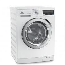 Lavadora de roupa Electrolux 10,2kg Front Load com Motor Inverter, Cesto Inox e Sistema Vapor (LFE10) -