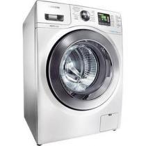 Lavadora de Roupas Samsung 10,1 Kg WF106U4SAWQ/AZ EcoBubble Branca -
