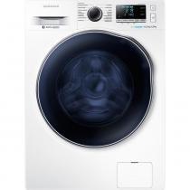 Lavadora e Secadora de Roupas Samsung 10,2 kg WD10J6410AW EcoBubble Branca -