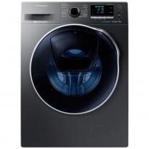 Lavadora e Secadora de Roupas Samsung 10.2 Kg WD10 AddWash Inox 220V -