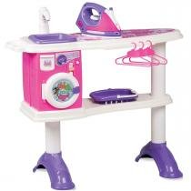 Lavanderia Infantil Completa Laundry Center 314 - Calesita - Calesita