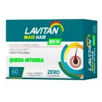 Lavitan Mais Hair Men Cimed 60 Comprimidos -