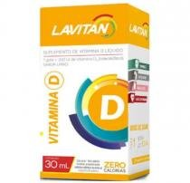 Lavitan Vitamina D Gotas 30ml Cimed -