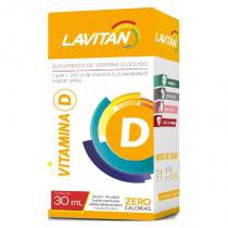 Lavitan Vitamina D gotas 30ml - Cimed
