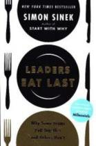 Leaders Eat Last - Penguin usa