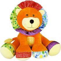 Leão Colors com Barulhinho tipo Creck-Creck - Anjos Baby