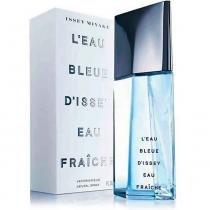 Leau Bleue Dissey eau Fraiche Issey Miyake Eau de Toilette Perfume Masculino 75ml - Issey Miyake