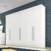Leblon 6 portas - Branco - Panan