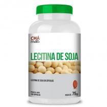 Lecitina de Soja 500mg Chá Mais 100 cápsulas -