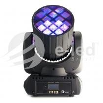 LED Moving Head Vortex 12 de 10W Quadri-led - Bivolt - E-led Brasil