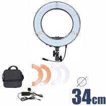 Led Ring Light 48 Ideal para maquiadores - Luz Branca - Greika