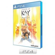 Legend of Kay Anniversary para PS4 - Nordic Games