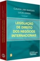 Legislacao De Direito Dos Negocios Internacionais - Rt - 952571