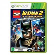 Lego Batman 2: DC Super Heroes - Xbox 360 - Microsoft