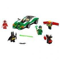 LEGO Batman Movie  - Riddle, o Carro de Corrida do Charada 254 Peças