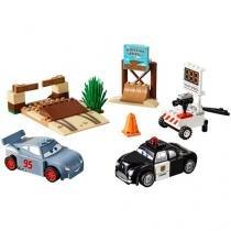 LEGO Blocos de Montar Juniors - O Treino de Velocidade de Willy?s Butte 95 Peças