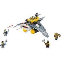 LEGO Bomber Arraia Ninjago 341 Peças - 70609