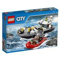 Lego City 60129 Barco de Patrulha da Polícia - LEGO - Lego