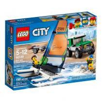 Lego City 60149 4x4 Catamara - Lego - Lego