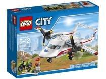 LEGO City Avião-Ambulância 4111160116 - 183 Peças -